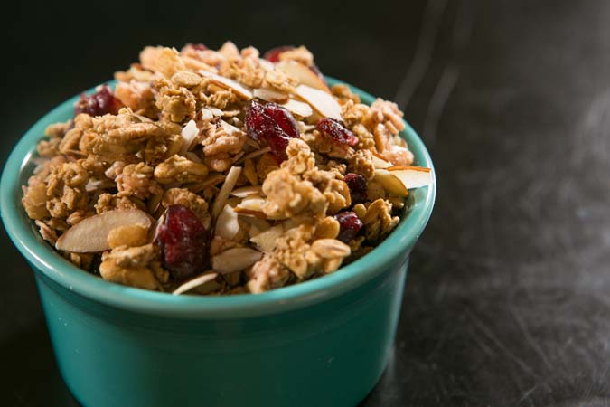 rise and shine granola