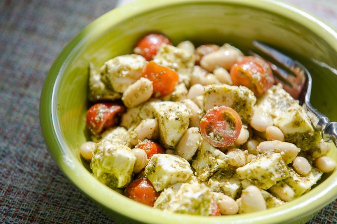 Copycat Caprese: Smitten Kitchen's Cubed, Hacked Caprese Salad