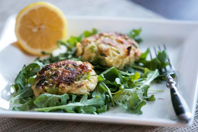 Crab Cakes with Spicy Remoulade