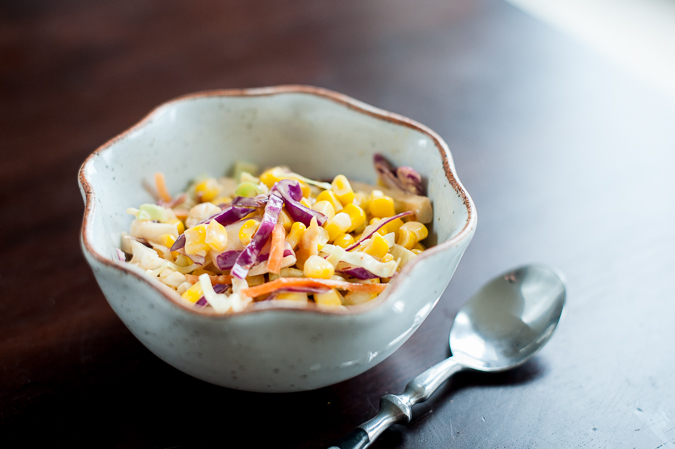 chipotle corn cole slaw
