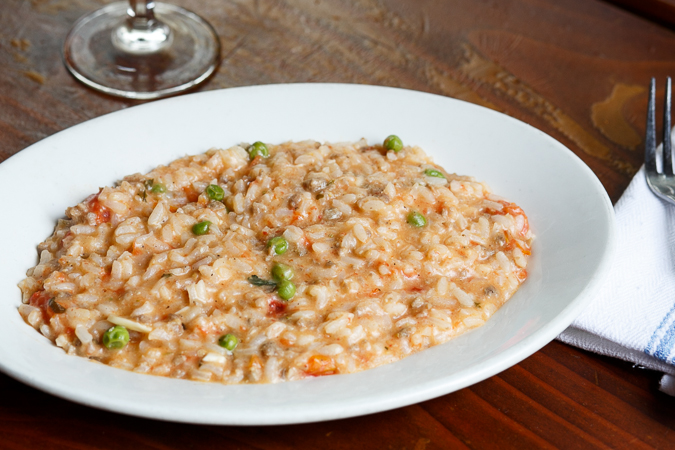 how to make the perfect risotto
