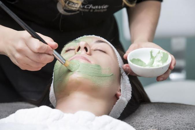 peppermint facial