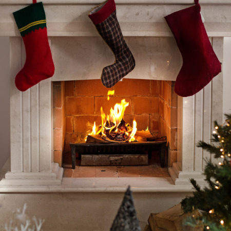 Three Ways to Decorate Your Holiday Mantel