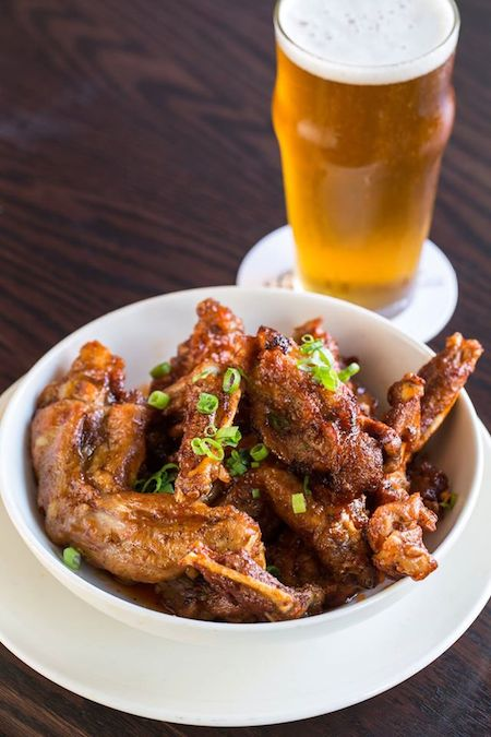 alligator wings