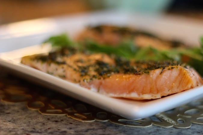 salmon-garden-pesto