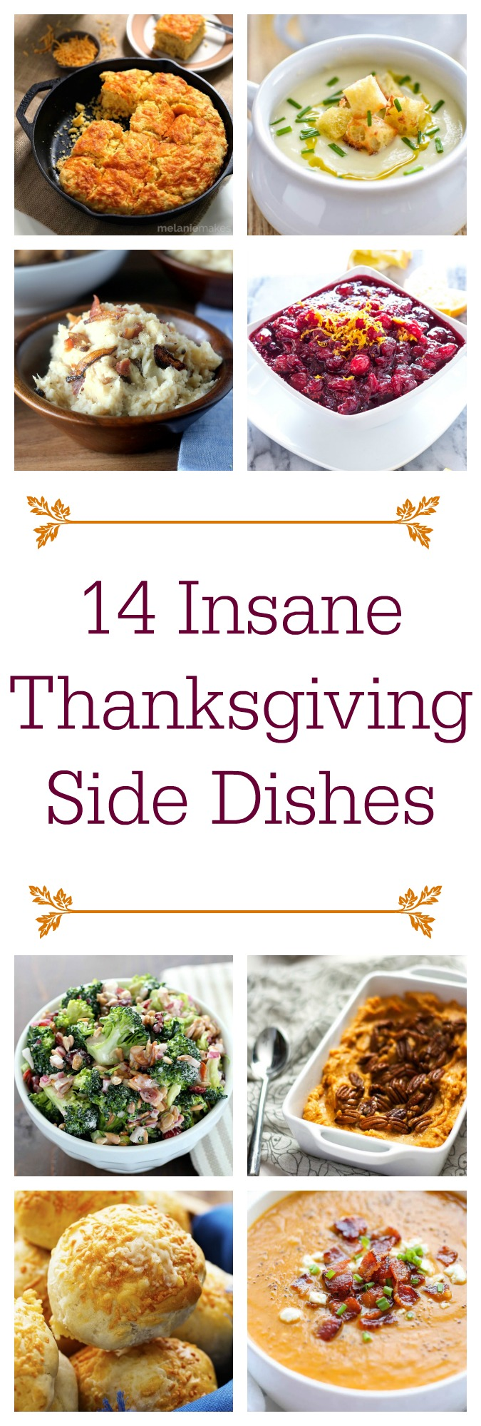 Thanksgiving Side Dishes Long
