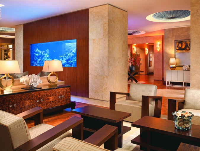 Seagate Hotel and Spa Lobby 2