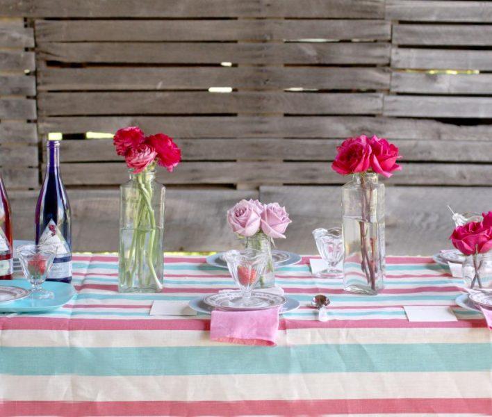 summer dinner parties lead
