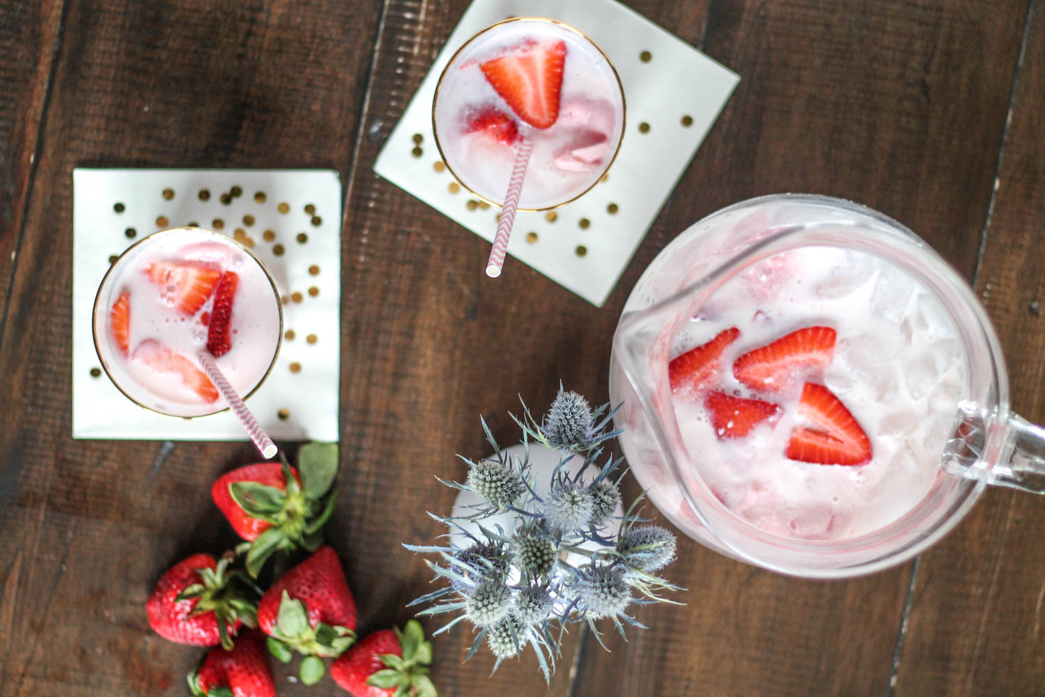 strawberry-white-wine-cocktail-with-halo-top-ice-cream-5