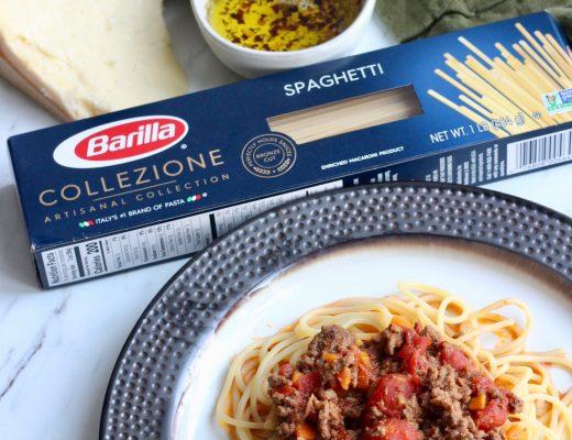 barilla collezione spaghetti bolognese